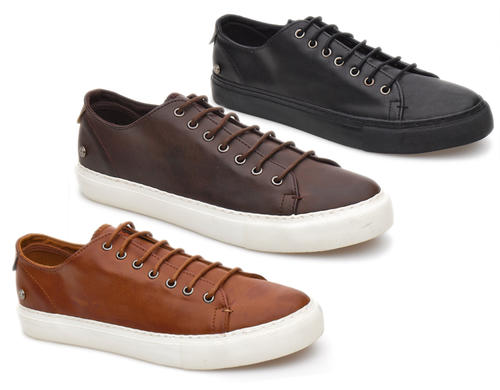 Mens Soviet Slip on Sneakers | 3 Colours (MSV180)
