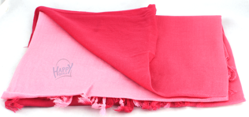 K and Q 160G Two Tone Pashmina