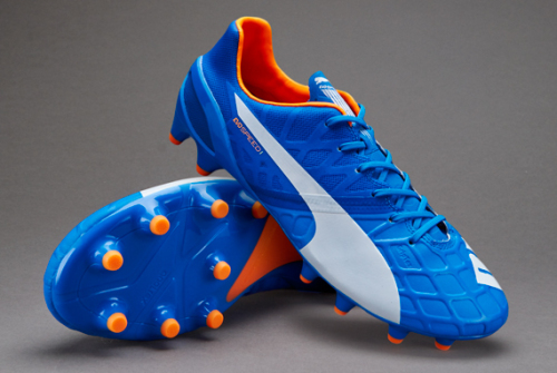 Puma evoSpeed 1.4 Electric Blue Boots