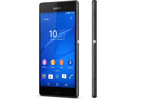 Sony Xperia Z3 16GB Black Free Shipping