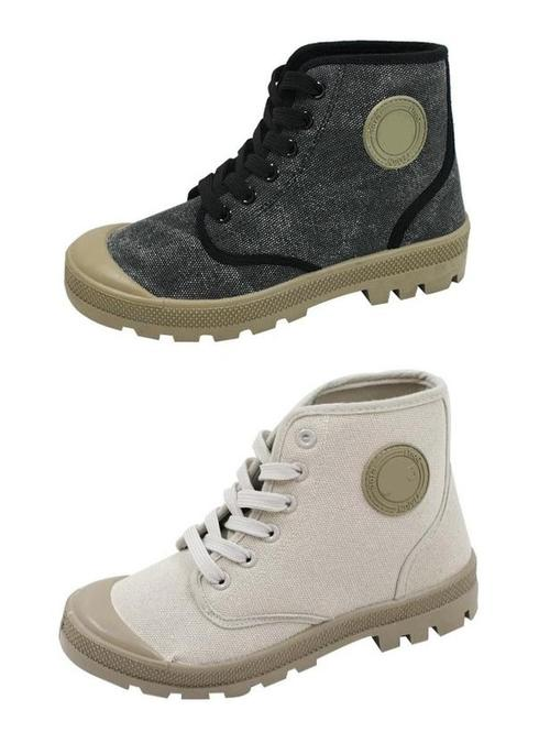 Ladies Fashion Hiking Boots 2 Colours to Choose From