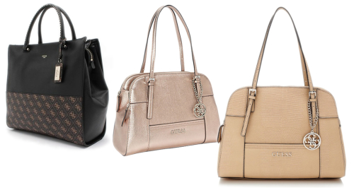 Designer Guess Handbags 5 Styles