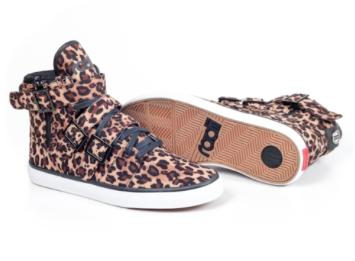 Radii Leopard Print Boots