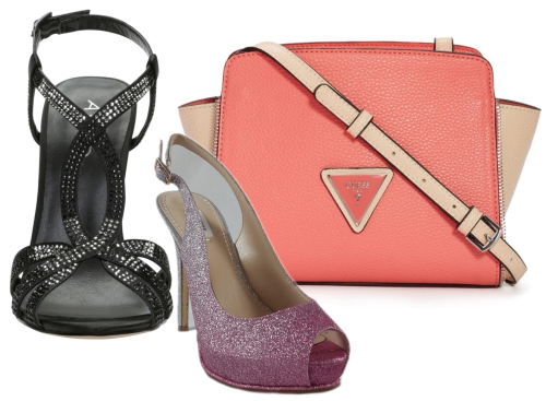 Guess & Aldo Shoes & Bags 5 Options