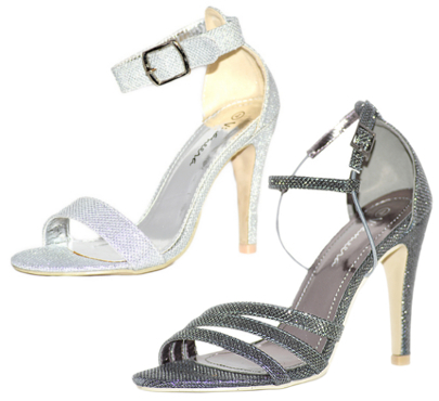 Ladies Viameera Heels 2 Colours