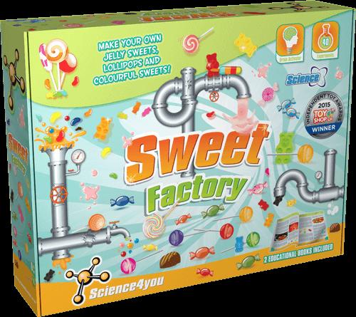Science 4 U Sweet Factory Sets