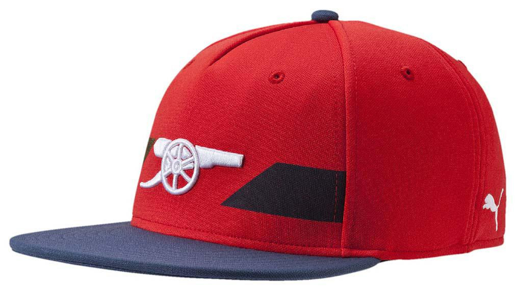 Arsenal FC stretch fit cap