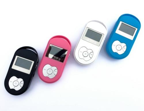 4GB Clip Sport MP3 Player