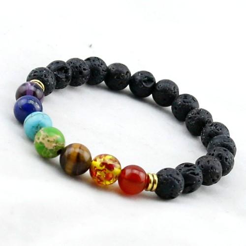 7 Chakra Healing Reiki Bracelet