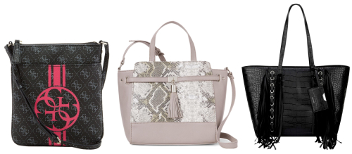 Ladies Handbags & Crossbody Bags 5 Styles