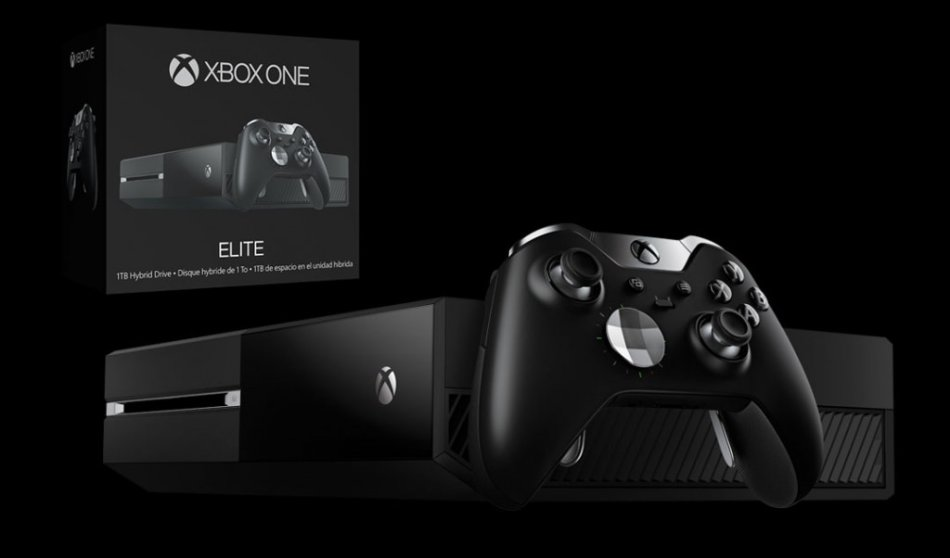 Xbox One Elite Console Bundle Free Game Included