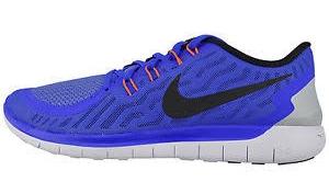Ladies' Nike Free 5.0