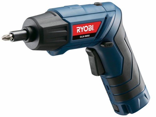 Ryobi Screwdriver 54 Pieces With LED Torch