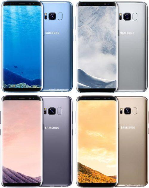 Brand New Samsung Galaxy S8+ (PLUS) 64GB- SEALED - Full Warranty