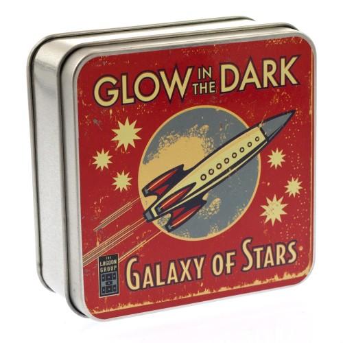 Glow In The Dark Galaxy Of Stars