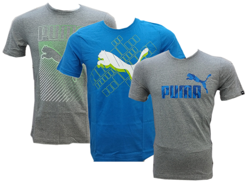 Puma Men's Graphic Tee