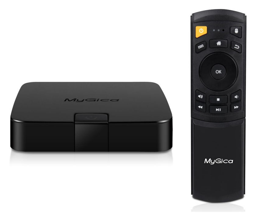 MyGica Android Media Player & TV Streamer