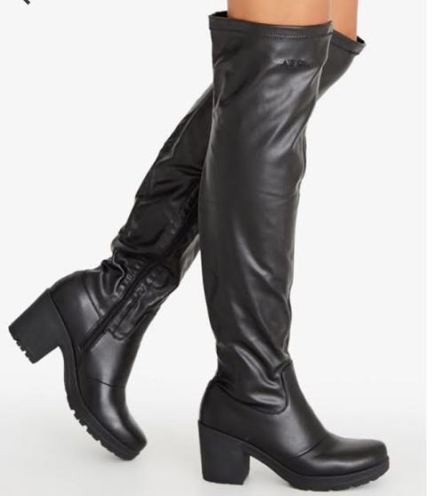 AWOL Knee-High Boots