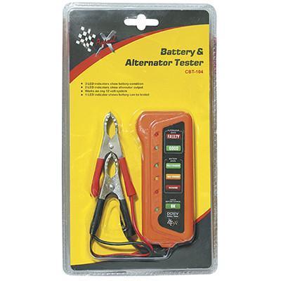 X-Appeal Battery & Alternator Tester