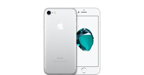 iPhone 7 32GB Silver or Matte Black