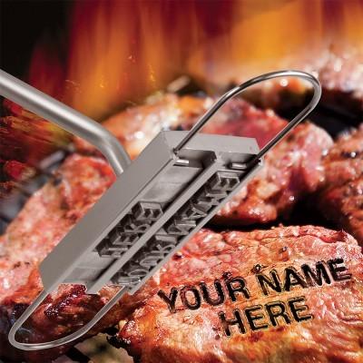 BBQ Steak Branding Iron