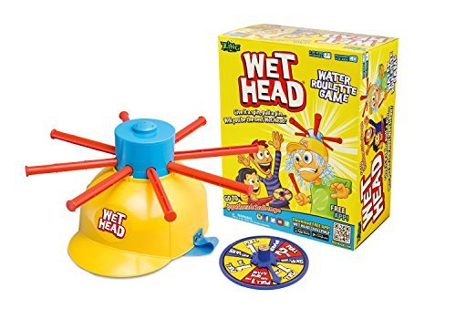 Wet Head Roulette Game