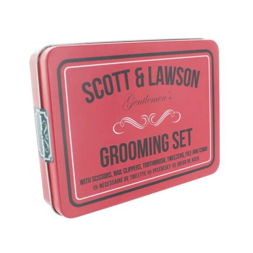 Scott & Lawson Grooming Set