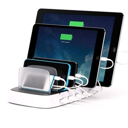 Griffin Powerdock 5 USB Charging Docking Station