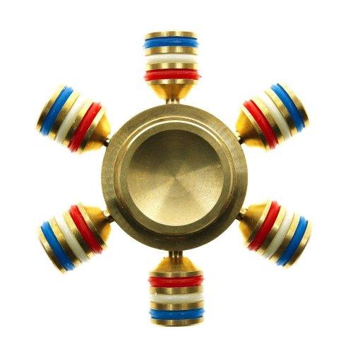 Metal Luminous Fidget Spinner