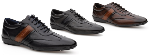 Men's Gino Paoli Casual Lace-up Shoes (GP38)