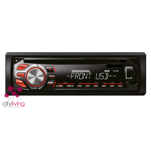 Car MP3 Player with USB/SD