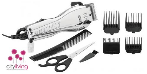 9 Piece Professional Hair Clipper Set
