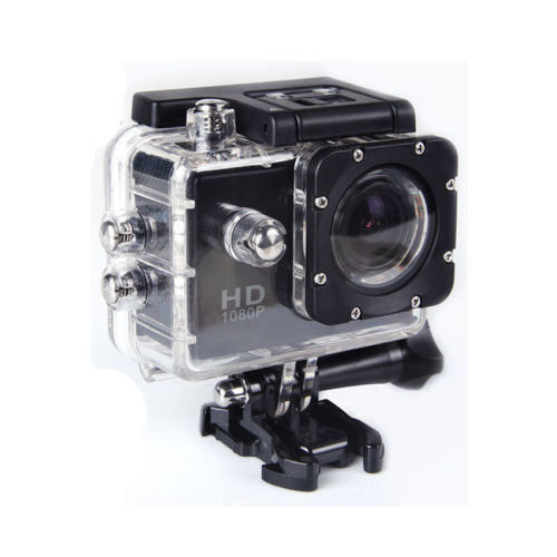 Full HD 1080P Sports DV Action Waterproof Camcorder