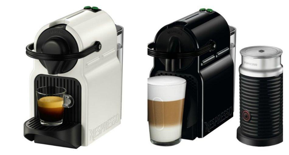 Nespresso Inissia 2 Options