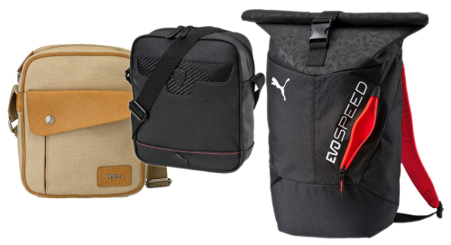 Unisex Polo Puma Utility Bags & Backpacks