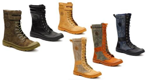 Ladies' Dolce Vita Lace-up Boots (DV199 & DV200)