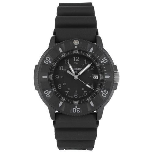 Traser P6508 Shadow Rubber Watch