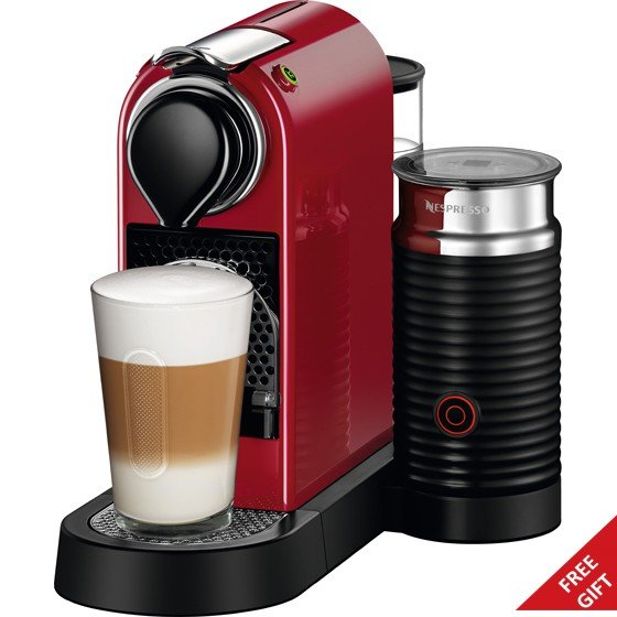 Nespresso CitiZ Automatic Coffee Machine