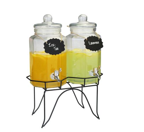 4L Duet Beverage Dispenser