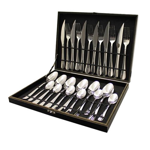 Fine Living 24 Piece Cutlery Set