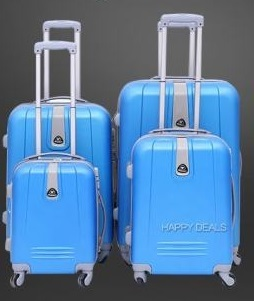 Set of 4 Travel Suitcases