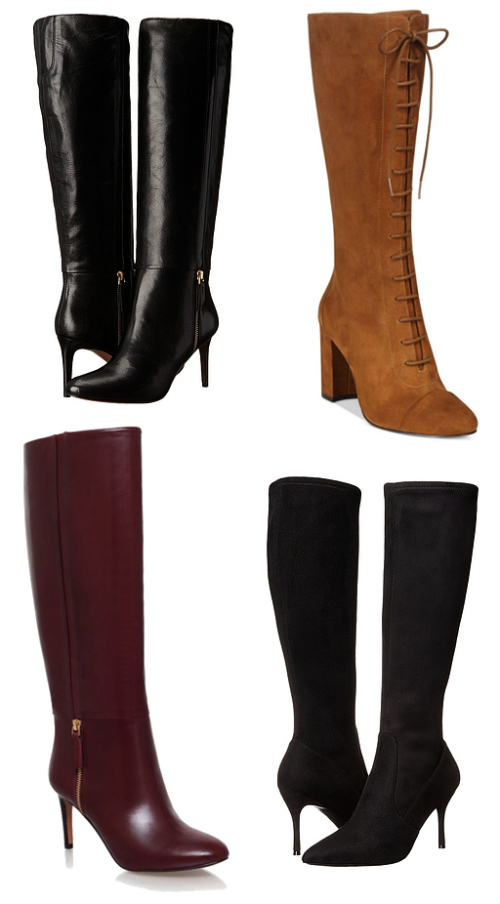 Designer Nine West Boots 6 Styles