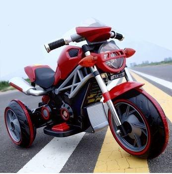 Kiddies Electric Motorcycle
