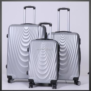 3 Piece Luggage Set 4 Colours