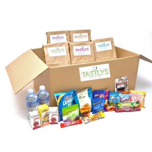 Kids Snack Box
