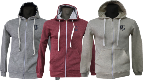 Men's KG Couture Collection Hoodies