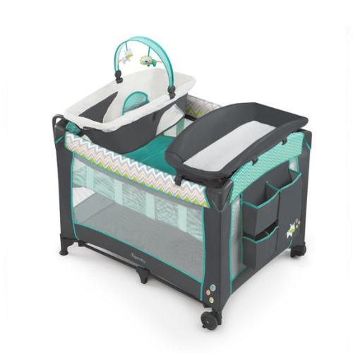 Ingenuity Smart and Simple Baby Playard Ridgedale