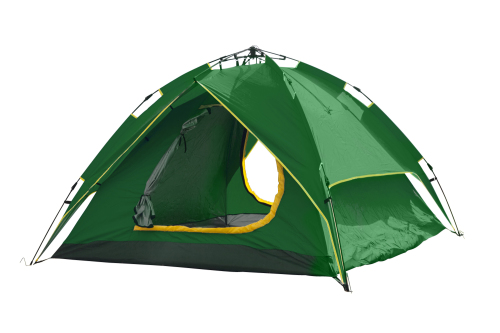 Hazlo 4 Person Double Layer Camping Tent