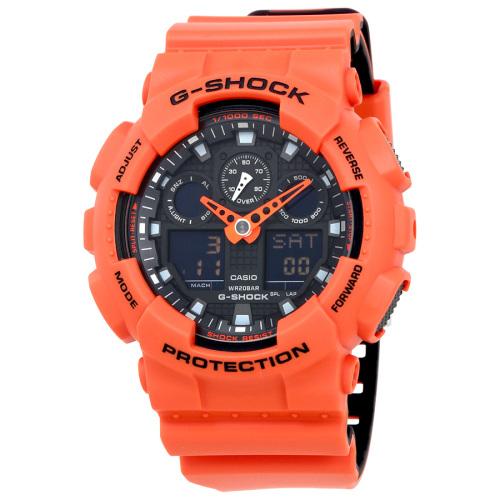 Casio Men's G-Shock Limited Edition Orange
