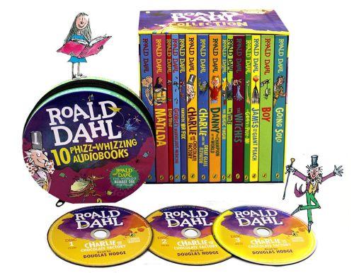 Ultimate Roald Dahl Collection